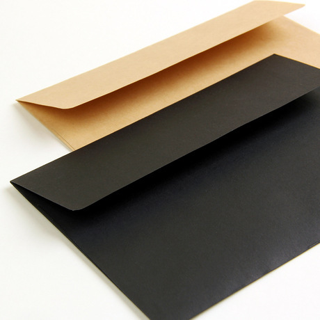 High quality art paper envelopes for money gift floded envelope