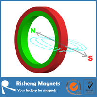 Radially Ring Magnet