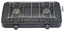 Wholesale Competitive Gas Cooktops/ Stoves/Cookers, Portable Standard Double Burner Gas Stove