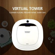 Innovative dust box design, return your clean air smart vacuum cleaner