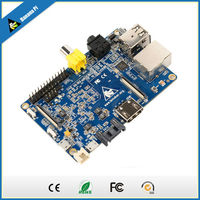 Factory price 2015 respberry Pi model b function dual core sex development board Banana pi