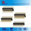 Special 1.27mm Pitch Machine Round pin socket header