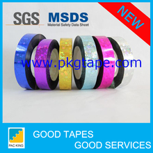 Laser Tape, decoration tape, colorful tape