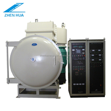 New technology gold film horizontal vacuum electron beam optical coating machine