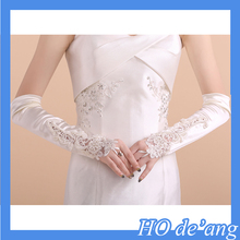 Hogift 2016 Cheap Wedding Gloves/Wedding Accessories On Sale
