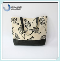 Eco-friendly Silkscreen tote pp nonwoven bag