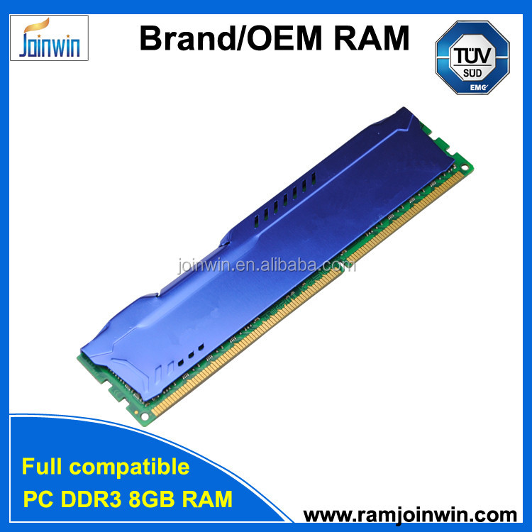 5 YEAR warranty 512mb*8 1600mhz 8gb ram memory ddr3 desktop