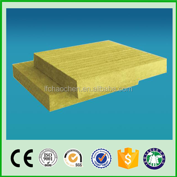Thermal Insulation Material&High Density Rock Wool Board