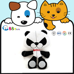 2015 Best Selling Top Quality Factory Price Cute Plush Toy Big Eye Panda