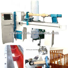 automatic wood lathe with fast speed and easy operate