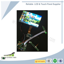 10.1 inch 1280*800 Capacitive Touch Screen IPS LCD Module Monitor Display Backing Car HDMI USB VGA 2AV Raspberry Pi 3 Remote