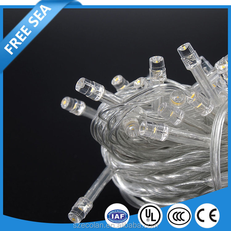 Manufacturers selling 220 v10 meters waterproof LED holiday lights