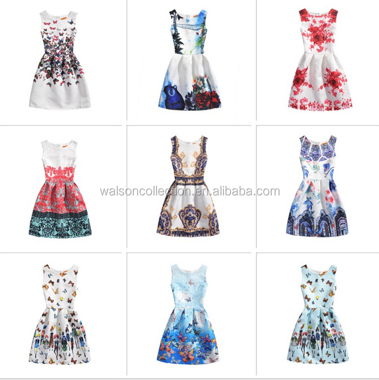 2-10 years old new models girl Dress Princess Girl birthday party dress for winter