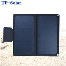 Hot! Portable solar mobile phone charger USB ports energy saving Backpack solar