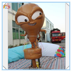 Factory price inflatable aliens,inflatable funny cartoon,inflatable boy for advertising to sale