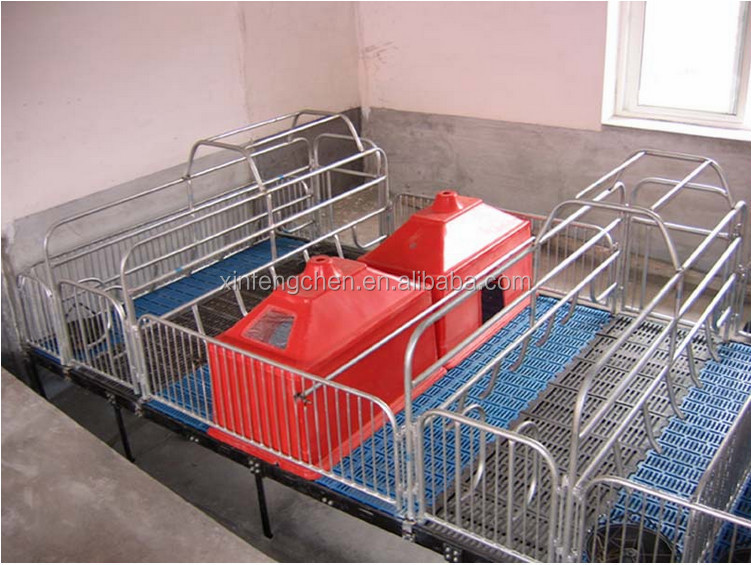galvanized pig farrowing crate for sale