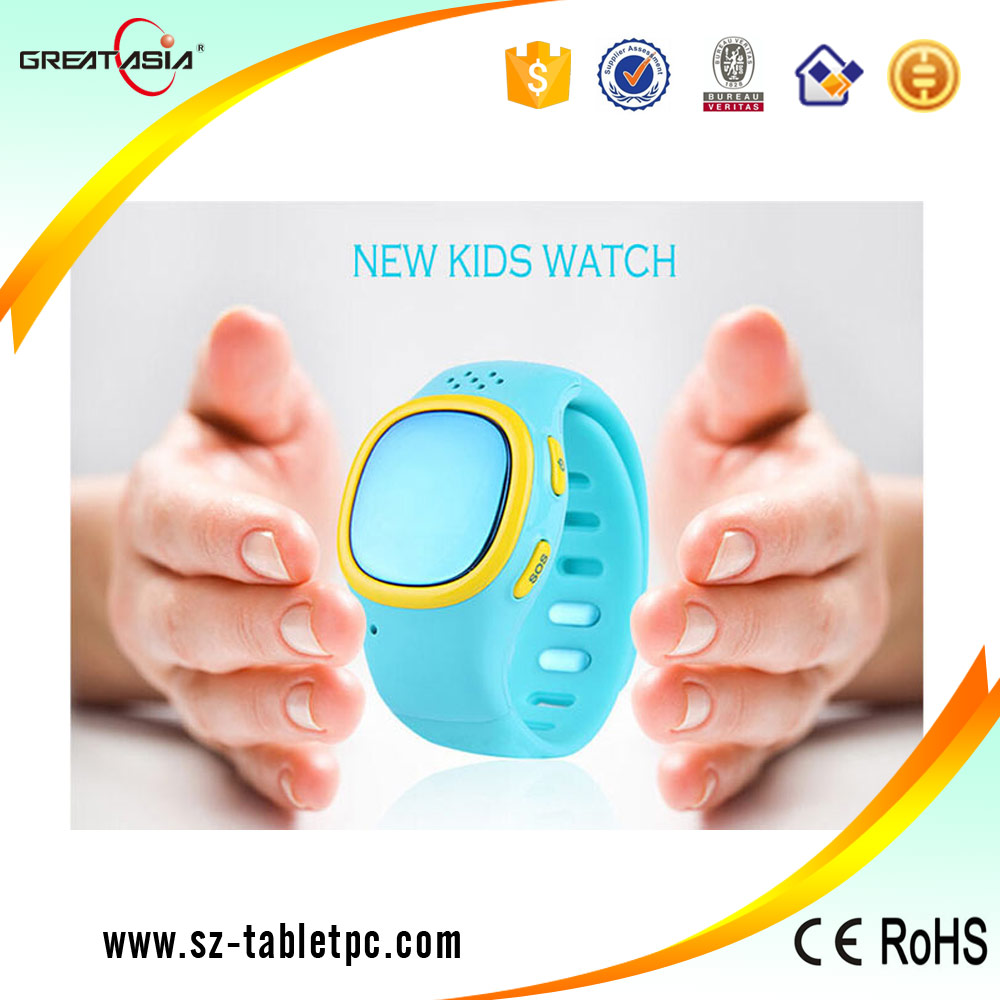 BT Watch with sim card slot Wrist Watch GPS Tracking <strong>Device</strong> for kids