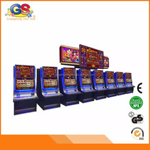 Custom OEM Bill Acceptor Upright Countertop Arcade Games Machines Coin Operated Gambling Casino Slot Machine