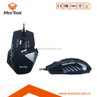Hot Selling New Design Wired Optical Mechanical Gaming Status Mouse