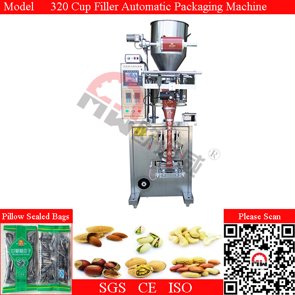 Commercial Sachet Small Packing Machine Granule Solid Packaging Machinery