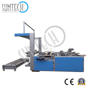 SUNTECH Automatic Ultrasonic Fabric Strip Cutting Machine