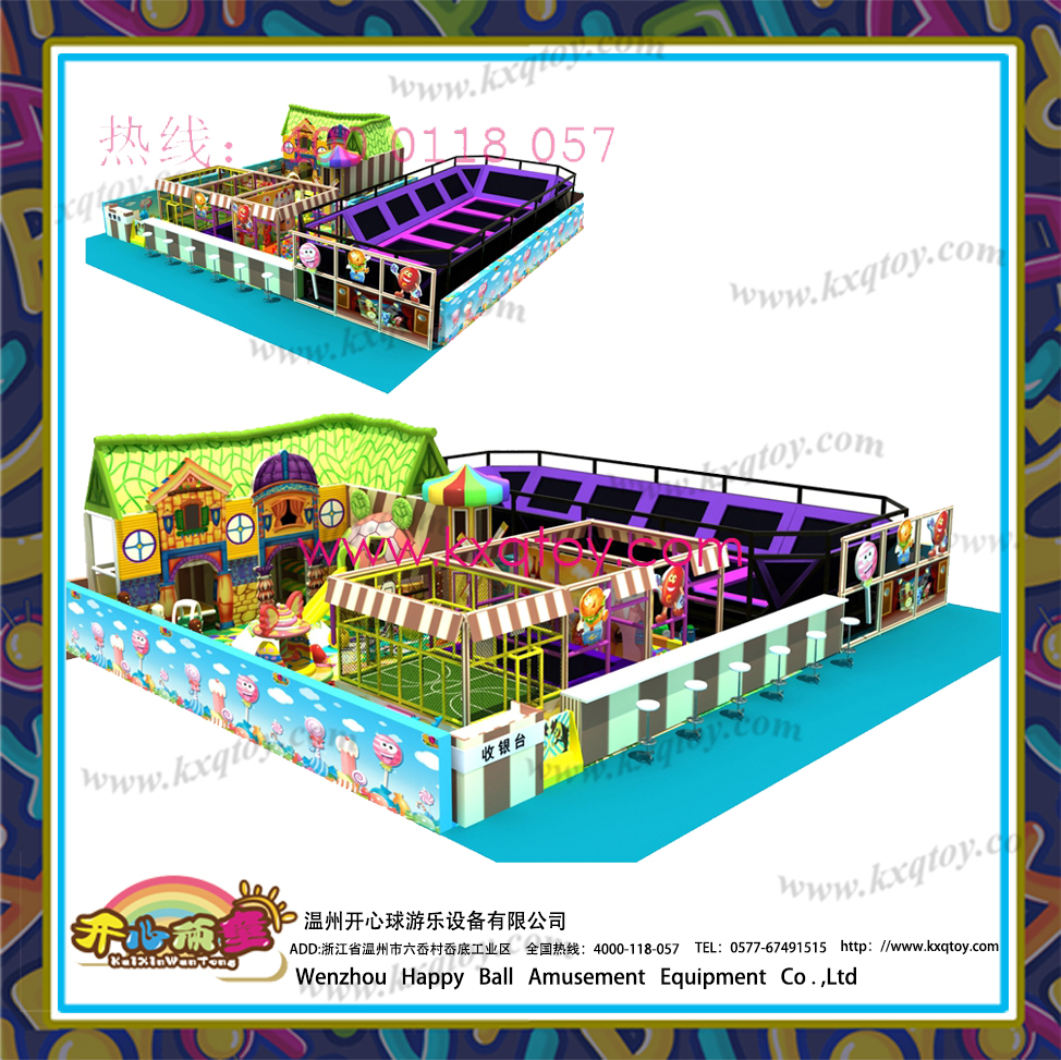 New Design Entertainment Kids Sports Indoor