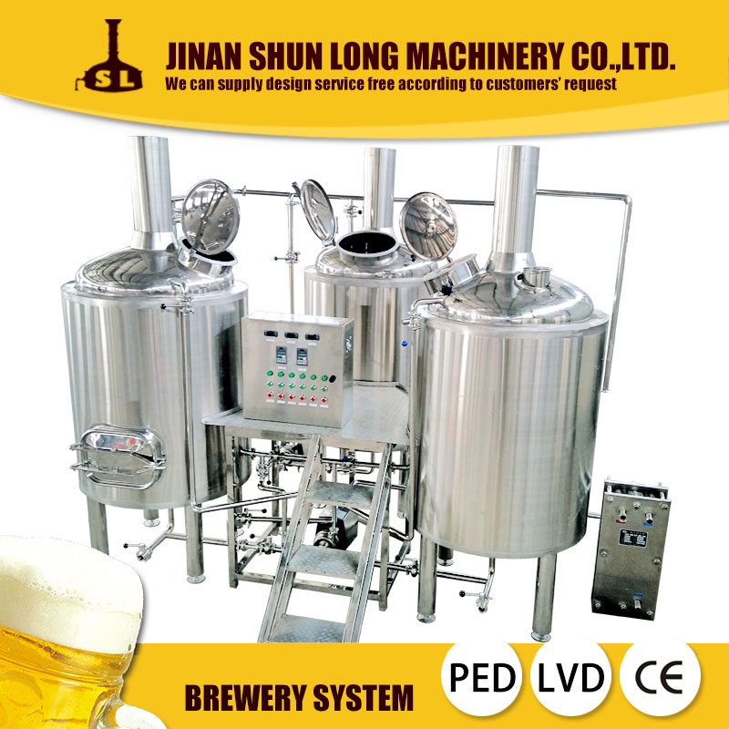 practical 200L beer equipment used for beer fermenting