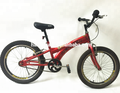 HH-BMX27 Red adult bike with F/R V-brake and comfortable riding