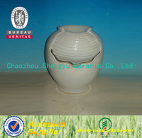 Chinese decorative handmade ceramic water fountain