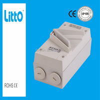 CE Approved AC isolator switch 250Vac