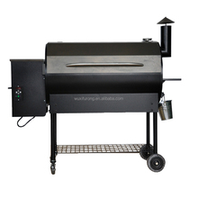 Good Quality Wood Pellet BBQ Grill Electric Chicken Grill with Motor