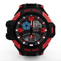 China alibaba Silicone Sport man watch