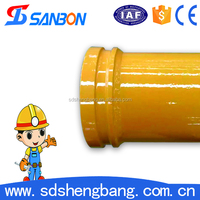 Factory supply St52 dn125 reinforced cement concrete pipes