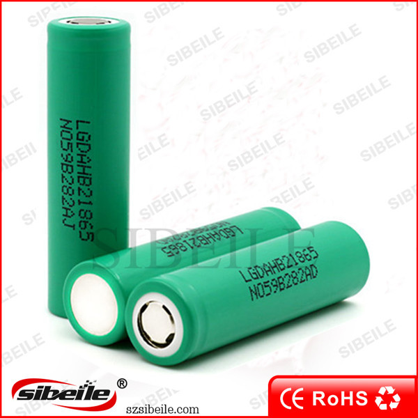 100% Authentic lg hb2 18650 1500mah battery 3.7V lithium ion battery for mini segway / e-cig mod / led flashlight