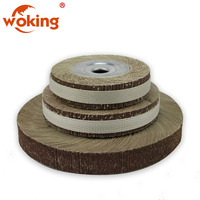 120 Grit Flap Sanding Wheel Abrasive Tools
