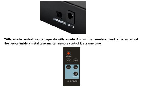 HD/3G/SD SDI HDMI Video Capture for medical image ezcap286 stream and record