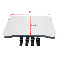 UTV windshield for Polaris 900 full size atv parts for size 1040*270*670mm