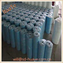 pp long fibers or short needle punched 100% viscose nonwoven