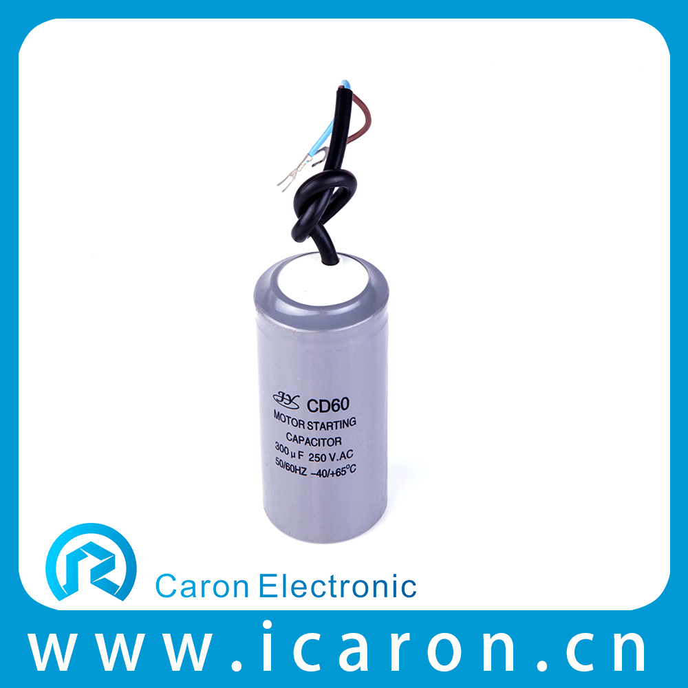 Spare Parts Starting Capacitor Manufacturers CD60