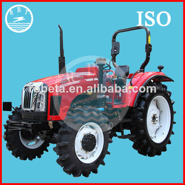 55hp 80hp 4wd farm tractor with good quality