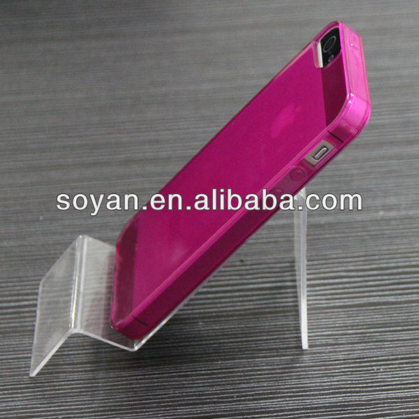 Good seller, Soft TPU Mobile Phone Case Manufacturer for i5