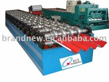 YX18-137.5-1100 Automatic Cold Steel Roof Roll Forming Machine