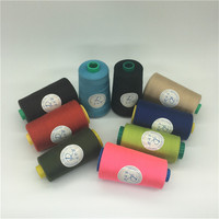 Dyed 100 Spun Polyester Sewing Thread