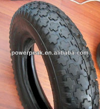 350-8 wheelbarrow tyre and tube 3.50-8 4pr 6pr to Brazil market