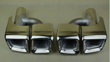 Stainless Steel AMG Tail tips/Exhaust Tips for Mercedes Benz W212