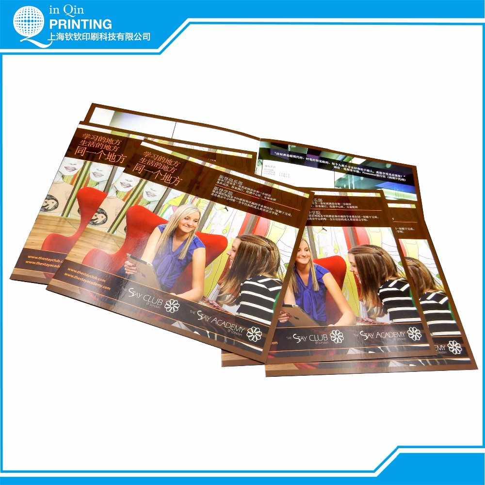 Large factory capable company cheap custom China booklet printers