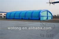large inflatable tent, inflatable marquee