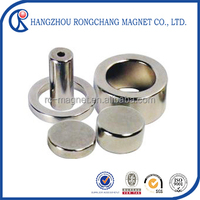 China made high quality powerful N50 strong d12mm x 3mm neo magnet