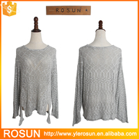 OEM Services Light Weight Pullover Sweater for Women