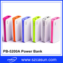 5200MAH Evolution Power Bank Portable Battery Charger